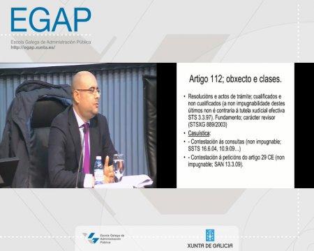 Os recursos administrativos na Lei 39/2015 - parte 1 - As Leis 39/2015 e 40/2015 do Procedemento Administrativo Común (LPAC) e do Réxime Xurídico do Sector Público (LRXSP)